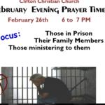 ministry prayer night 2017